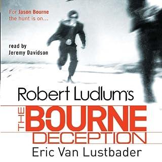 Robert Ludlum's The Bourne Deception cover art