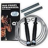 """BAY® """" Made IN Germany Profi Stahl-Springseil"""