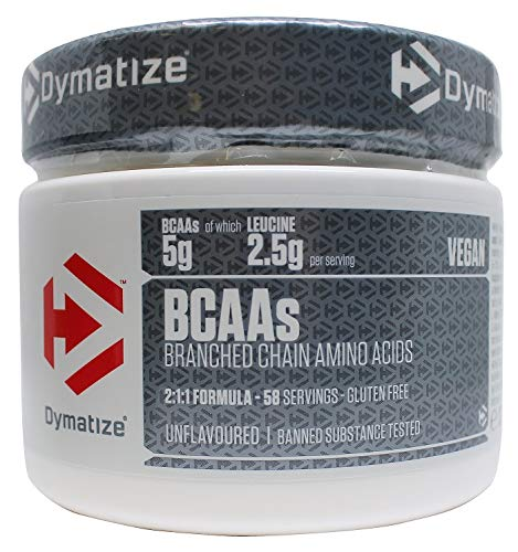 Dymatize BCAAs Unflavoured Powder - 300g