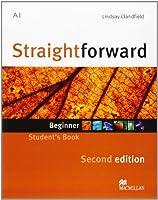 Straightforward 2nd Edition Beginner Student's Book