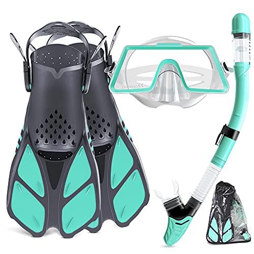 Gafas Y Tubo Snorkel  marca Tongtai