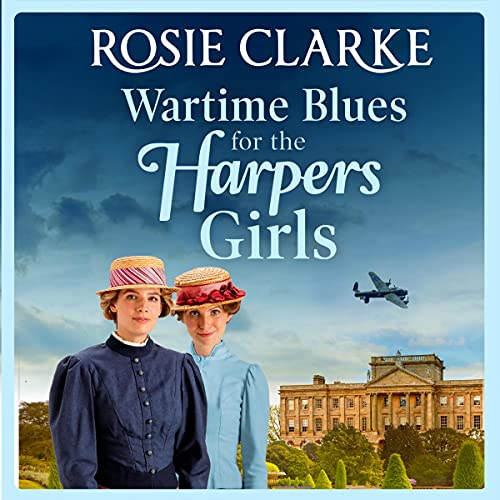 Wartime Blues for the Harpers Girls cover art