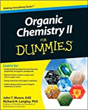 Organic Chemistry II For Dummies by John T. Moore Richard H. Langley(2010-07-13)