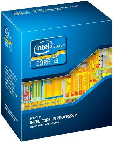 Intel Core i3-3240 3,4 GHz 3 MB Smart Cache - Processore (3.40 GHz), 3a generazione di processori Intel® CoreTM i3, 3,4 GHz, LGA 1155 (Socket H2), PC, 22 nm, i3-3240)
