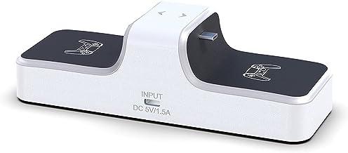 Carregador Rápido Base Duplo de Controle USB Ps5 - 1500 mA