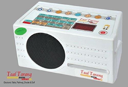 TAAL TARANG ~ DIGITAL COMPACT ELECTRONIC ~ TABLA DRUMS ~ PAKHAWAJ ~ DHOLAK ~ DUFF