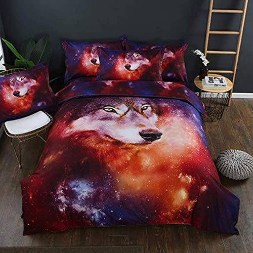 wolf bed sheets - 9
