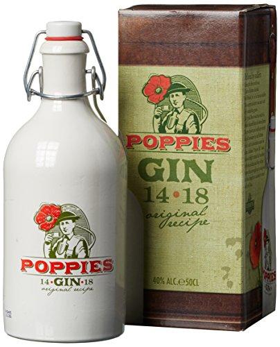 Poppies Gin (1 x 0.5 l)