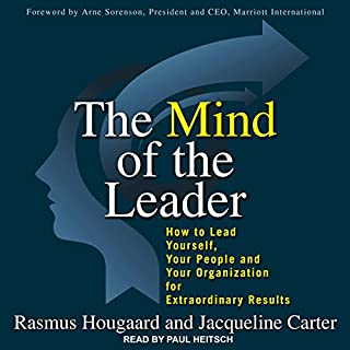 The Mind of the Leader cover art