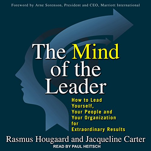 The Mind of the Leader audiobook cover art