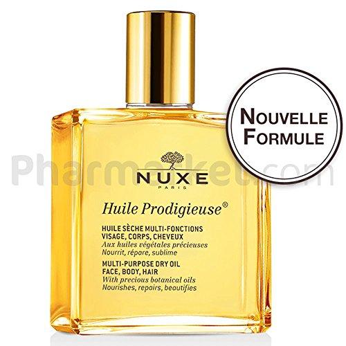 NUXE - P04275794 - ACEITE PRODIGIOSA - ACEITE SECADOR MÚLTIPLES FUNCIONES - 50ML
