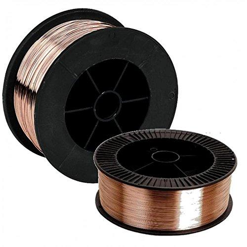 Mild Steel Mig Wire Welding Spool Reel 0.6mm 0.7kg Gas Welder Presision Wound
