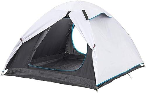 Fulitanghuang Tente de Camping Camping en Plein air 2 Personnes -3 Personnes Prougeection Solaire UV