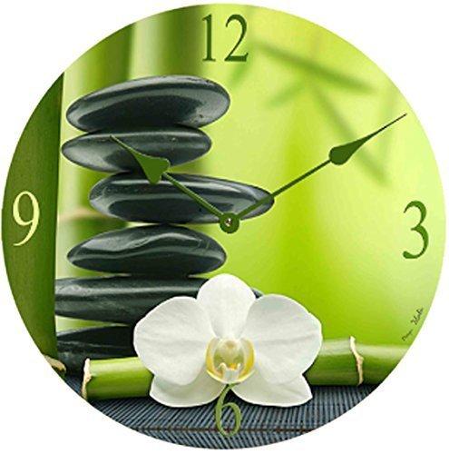 orologio da parete zen Orologio da parete Natura Zen  - in legno