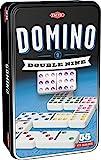 Tactic Domino Double 9 Niños y Adultos Juego Juego de Tablero (Juego, Niños y Adultos, 20 min, Niño/niña, 5 año(s), 99 año(s))