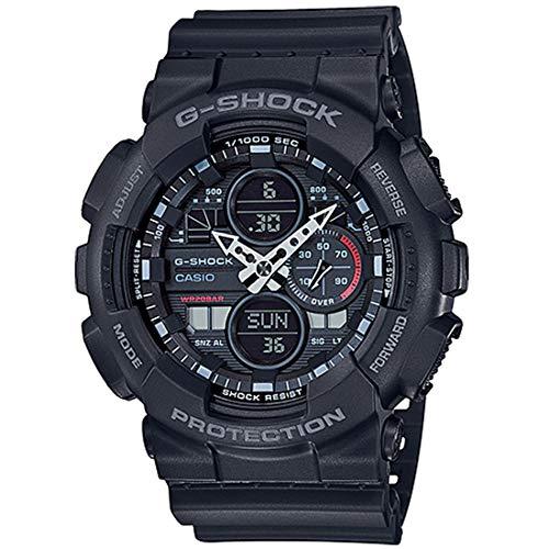 G-Shock GA140-1A1 Black One Size