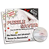 Best Puzzle Glues - Jigsaw Puzzle Glue Mat Sticks - Saver 1000 Review
