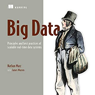 Big Data: Principles and Best Practices of Scalable Realtime Data Systems audiobook cover art