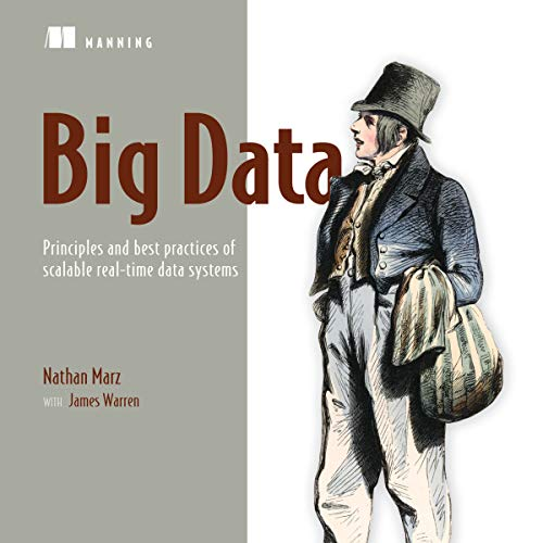 Big Data: Principles and Best Practices of Scalable Realtime Data Systems cover art
