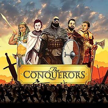 The Conquerors (feat. Clue, Kudos, St.Bedlam & DeliPres)