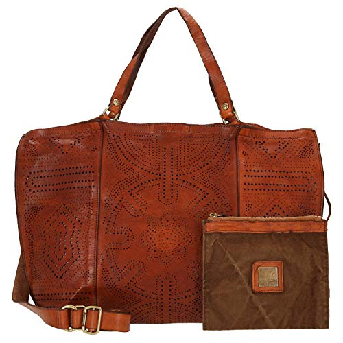 Campomaggi Shopping Bag L 39 cm Cognac