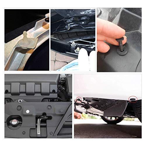 GOOACC 415 Pcs Car Retainer Clips