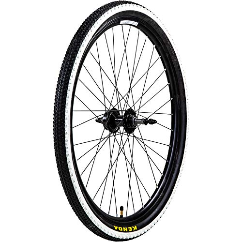 Galano Laufradsatz 26 Zoll Mountainbike Fahrrad MTB Aluminium Felgen Kenda 26