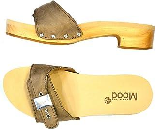 new products 89320 25e6a Amazon.it: MOOD - Zoccoli e sabot / Scarpe da donna: Scarpe ...