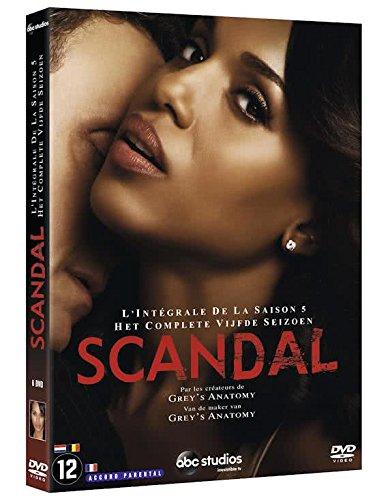 Scandal - Die komplette fünfte Staffel [Import mit Deutscher Sprache] [6 DVDs]