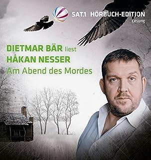 Am Abend des Mordes     Kommissar Barbarotti 5              Autor:                                                                                                                                 Håkan Nesser                               Sprecher:                                                                                                                                 Dietmar Bär                      Spieldauer: 7 Std. und 1 Min.     108 Bewertungen     Gesamt 4,2