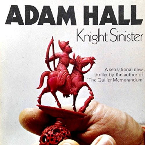Knight Sinister audiobook cover art