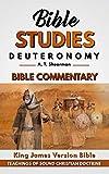 Deuteronomy: Bible Commentary (Bible Studies)