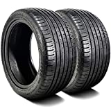 Set of 2 (TWO) Accelera Phi 2 All-Season High Performance Radial Tires-295/30R20 295/30ZR20 101Y XL
