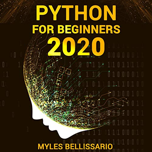 『Python for Beginners 2020』のカバーアート
