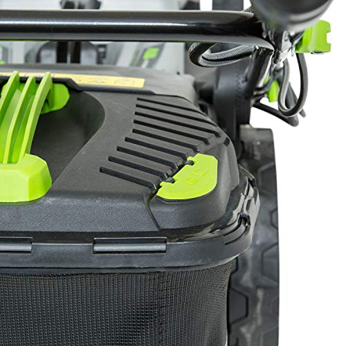 Murray 2 x 18 V (36 V) Lithium-Ion 37 cm Cordless Lawn Mower IQ18WM37, Including 2 x 2.5 Ah Battery and Dual Charger