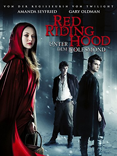 Red Riding Hood – Unter dem Wolfsmond cover