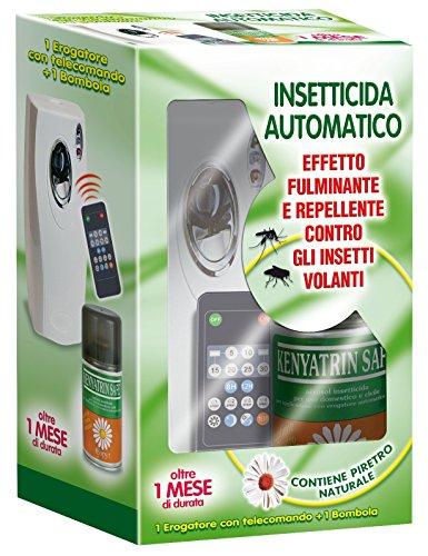 insetticida automatico C/Telecomando + Ricar. 1Pz