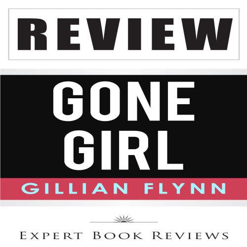 Gone Girl by Gillian Flynn - Review audiobook cover art