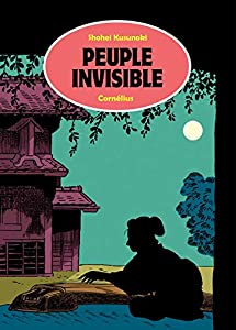 Peuple Invisible Edition simple One-shot