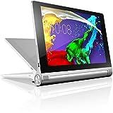 Lenovo Yoga Tablet 2-8 20,32 cm (8 Zoll FHD-IPS) Tablet (Intel Atom Z3745, 1,86GHz, 2GB RAM, 16GB interner Speicher, Touchscreen, Android 4.4) platinum