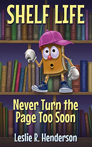 Never Turn The Page Too Soon by Leslie R. Henderson ebook deal