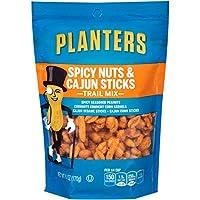 12-Pack Planters Spicy Nuts & Cajun Stick Trail Mix