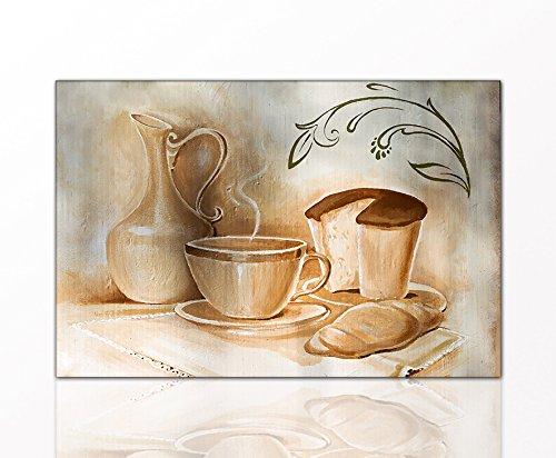 Berger Designs - Küchenbild Drawing Fashion 40x60 cm auf Leinwand und Keilrahmen. Beste Qualität - handgefertigt in Deutschland!