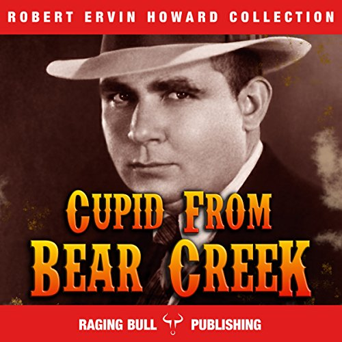 Cupid from Bear Creek audiobook cover art