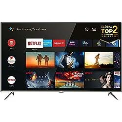 TCL 43EP640 Televisor 108 cm (43 Pulgadas) Smart TV + Barra de ...