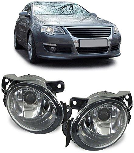 Carparts-Online 26387 Klarglas Nebelscheinwerfer HB4 Paar