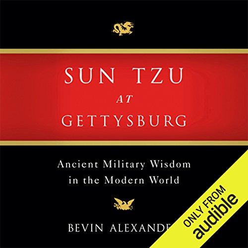 Sun Tzu at Gettysburg Titelbild