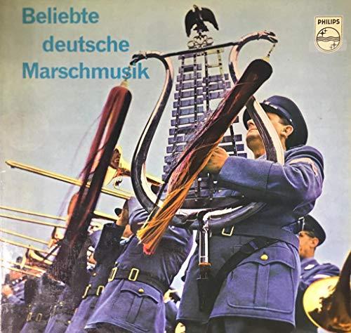 Beliebte Deutsche Marschmusik - Bundeswehr Stabsmusikkorps - Oberst Wilhelm Stephan - Vinyl