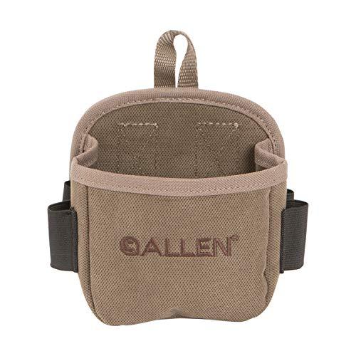 Allen Select Canvas Single Box Shotgun Shell Carrier, Brown, One Size (2203)