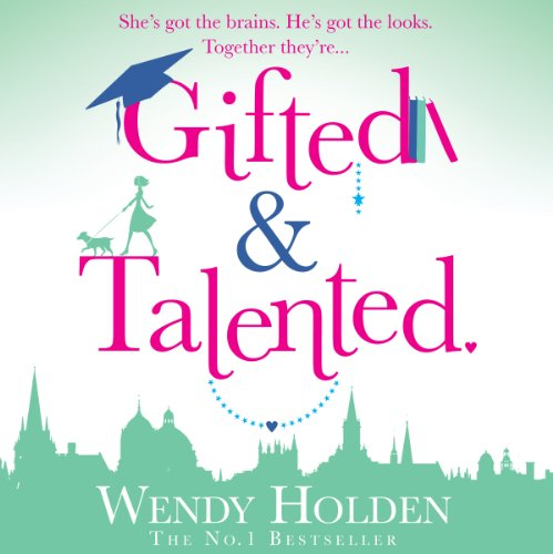 Gifted and Talented audiobook cover art
